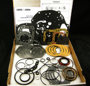 1953-54 Cast Iron Powerglide Transmission Rebuild Overhaul Part Kit