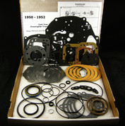 950-52 Cast Iron Powerglide Transmission Rebuild Overhaul Part Kit