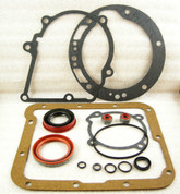 67-up FORD C4 Transmission Gasket & Seal Kit External Leak Sealing