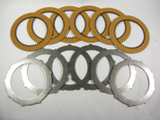Clutch Pack 1957-1963 Dynaflow Transmission Frictions Steels Plates