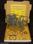 Cast Iron Powerglide Transmission Master Rebuild Kit 1961 1962