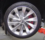 345mm Front Cupra OEM+ Upgrade Brake Kit