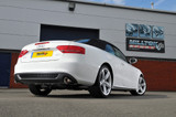 Milltek Exhaust for Audi A5 2.0 TFSI - 2WD & Quattro - All Body Styles - Manual Only