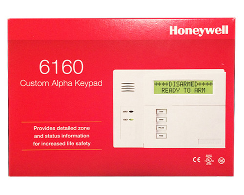 Honeywell 6160 Custom Alpha Keypad