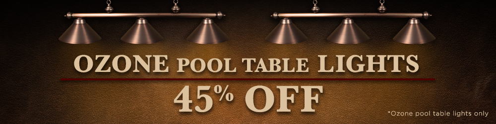 Extra 10% Off Pool Tables