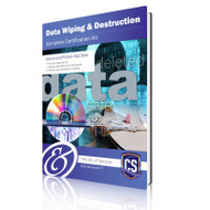 Data Wiping and Destruction Complete Certification Kit - Core Series for IT