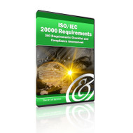 ISO/IEC 20000 Requirements, 380 Requirements Checklist and Compliance Assessment