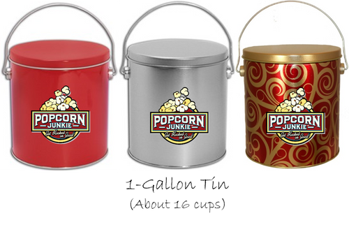 1-Gallon Tin - (One Flavor) Starting at $15.95