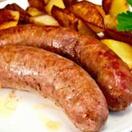 Our Brats and Sausages are King!