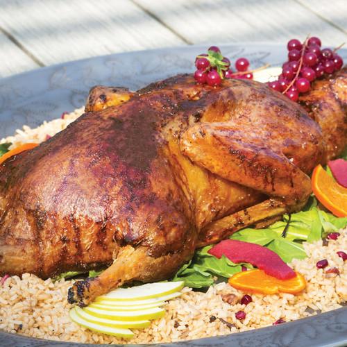 Duck roast