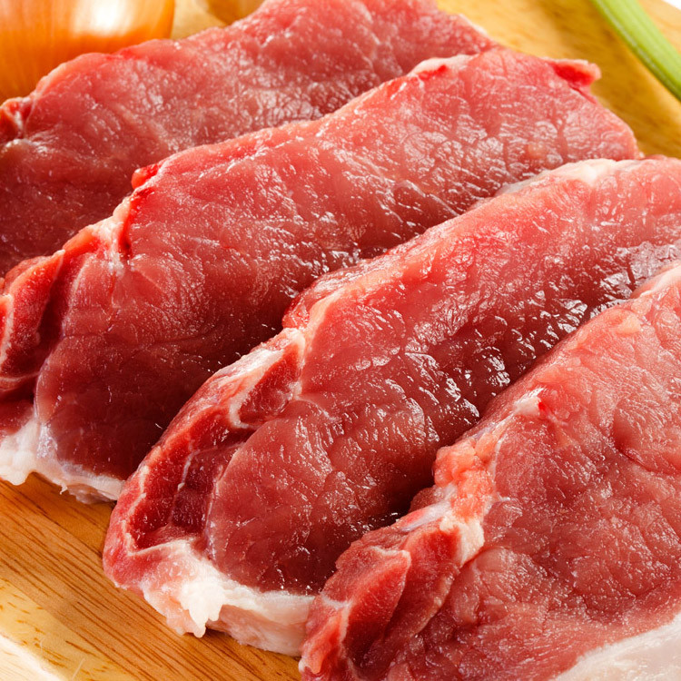 Wild Boar Strip Loin Steaks
