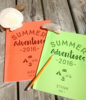 Summer Journals