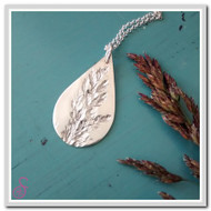 Grass Seed Necklace
