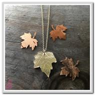 Anniversary Maple Leaf