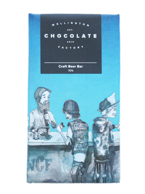 Wellington Chocolate Factory (Craft Beer Chocolate)