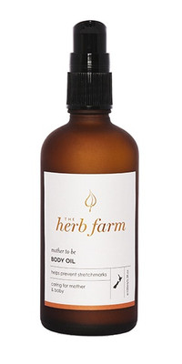 The Herb Farm Mother To Be Baby Oil