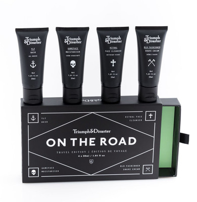 Triumph & Disaster 'On the Road' Travel Kit