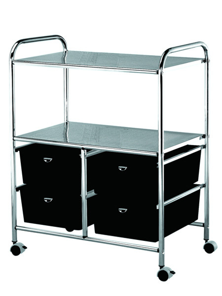 D4b pibbs trolley work cart a1a facial salon equipment for A1a facial salon equipment