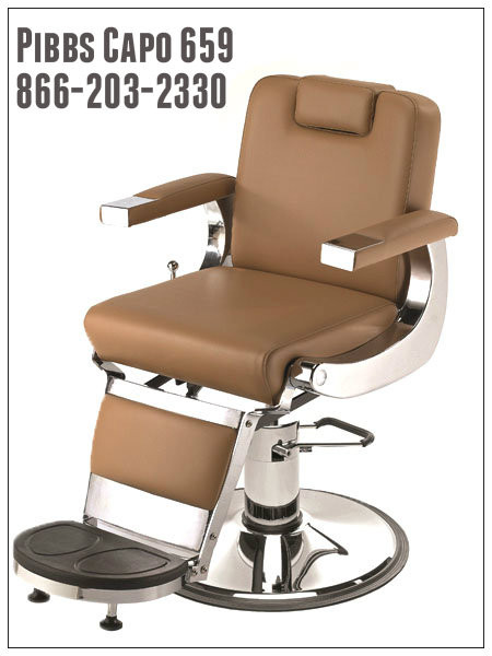 Pibbs capo barber chair a1a facial salon equipment for A1a facial and salon equipment