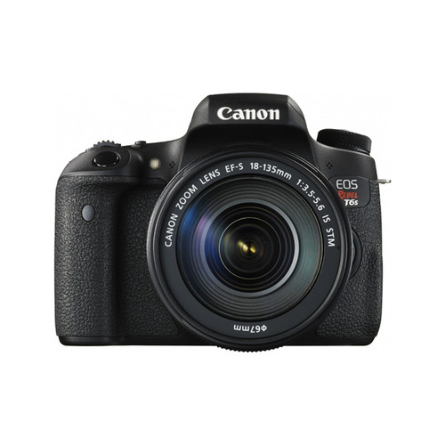 Canon EOS T6s 18-135mm F3.5-5.6 IS STM Kit