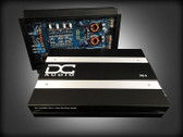 DC Audio 90.4k - 360w 4-Channel Amplifier