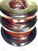 100' feet EACH 14 16 & 18 Gauge AWG 300' Speaker Wire