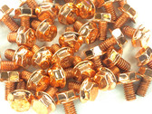 Copper Bolts for Flat Battery Terminals