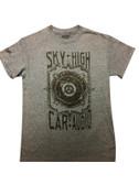 SHCA Vault T-Shirt Grey w/ Black Logo