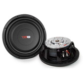 DS18 SHALLOW MOUNT SW10S4 10″ Subwoofer