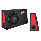 "DS18 SW10S4X 10"" SHALLOW SUBWOOFER 4 OHMS"
