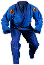 2017 BLUE AXIOM BJJ Gi