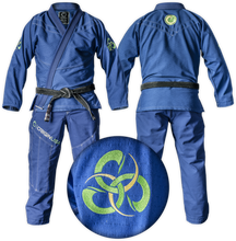 Our flagship BJJ Gi for 2017 is the Redeemer. The Redeemer is inspired everything Brazil. The country that brought us the Gently Art of Jiu-jitsu, the Redeemer is a testament to the culture, place, and the people. Designed with our Gorilla Weave© Fabric, woven at the Origin factory, right here in Maine.