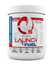 LAUNCH FUEL