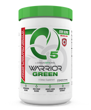 WARRIOR GREEN