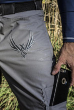 GUN METAL TACTICAL PANTS