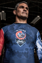 """DON'T TREAD ON ME"" RASH GUARD"