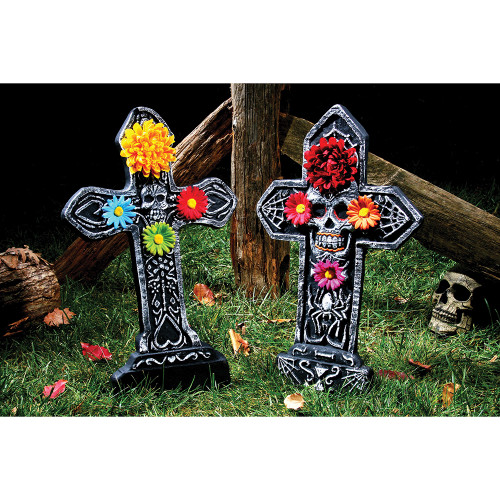 Day of Dead Tombstone