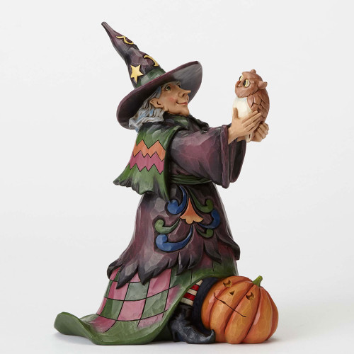 Jim Shore Halloween Witch