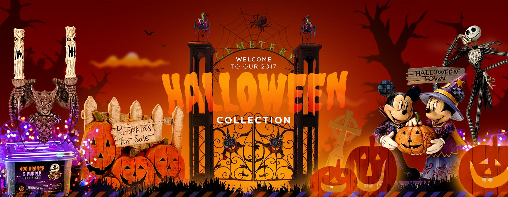 Launching our 2017 Halloween Colletion