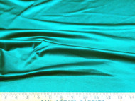 Discount Fabric 108 inch wide Aerial Silks Acrobatic Dance Stretch Tricot Teal