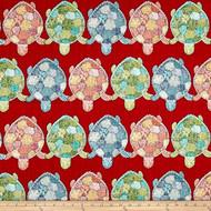 Discount Fabric Richloom Upholstery Drapery Turtlebay Pompeii Red 20MM