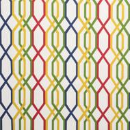 Discount Fabric Richloom Upholstery Drapery Adios Prism Geometric Lattice 31NN