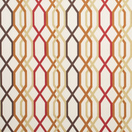 Discount Fabric Richloom Upholstery Drapery Adios Sierra Geometric Lattice 32NN