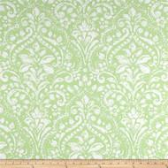 Discount Fabric Richloom Solarium Indoor Outdoor Topaz Mint Floral 11OO