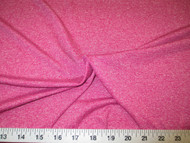 Discount Fabric Polyester Lycra /Spandex 4 way stretch Heather Raspberry 716LY