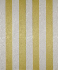 Fabric Robert Allen Beacon Hill Anabel Citrine Silk Stripe Drapery 15HH