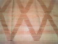 Fabric Robert Allen Beacon Hill Ababca Diamond Flambeau Silk Sheer Drapery 10*J