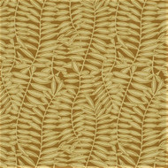 Fabric Robert Allen Beacon Hill Fern Fields Havana Embroidered Silk Drapery 23*J