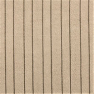Fabric Robert Allen Beacon Hill Dauphin Stripe Sisal Linen Upholstery 42*J