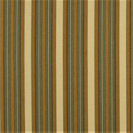 Fabric Robert Allen Beacon Hill Thistle Stripe Patina Rust Linen Drapery 21II